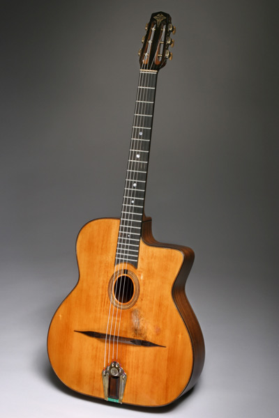 5053 Legend Guitar Front